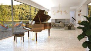 Нова лімітована серія роялів Стейнвей у стилі модерн