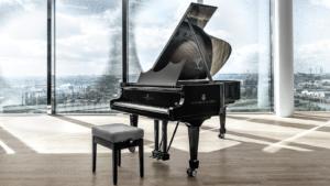 Нова лімітована серія роялів Steinway & Sons Elbphilharmonie – вишуканий дизайн та благородна мета
